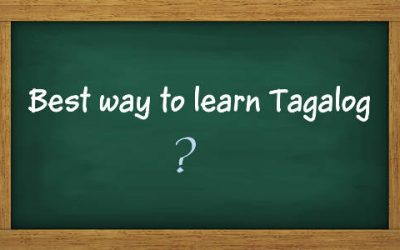 Best way to learn Tagalog