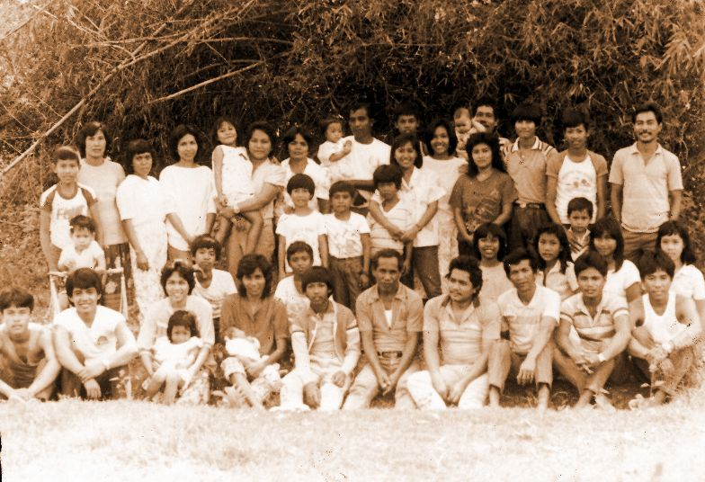 The Filipino Family through an American's eyes