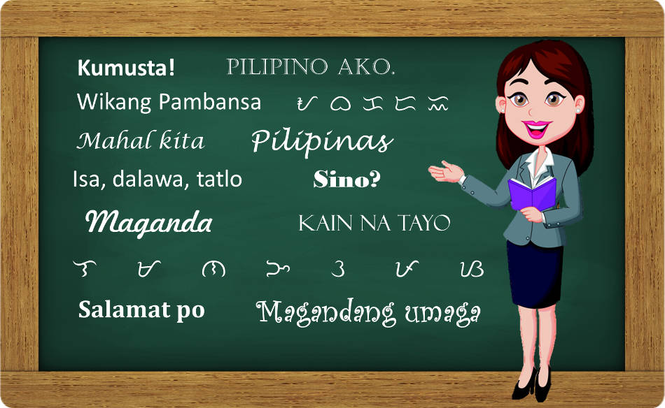 Filipino Language