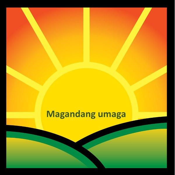 magandang umaga is how filipinos say good morning